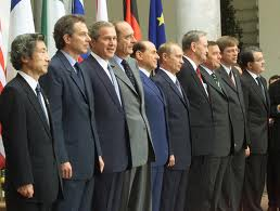 G8 Leaders 2 Genova