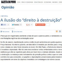 EditorialGazetadoPovo
